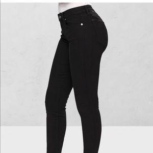 Mid rise, Gap true skinny Curvy jeans